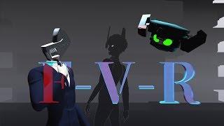 【ショートアニメ】F-V-R予告編【Vtuberレンチ】
