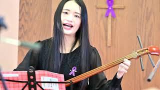 2018年11月24日 第2回パープルリボンコンサート 聖書キリスト教会東京...