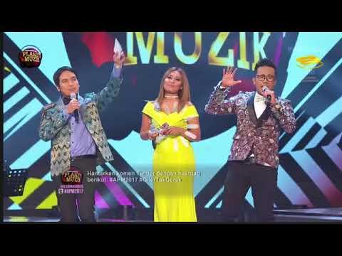 APM 2017 Full - Anugrah Planet Musik 3 Negara Indonesia,Malaysia dan Singapura