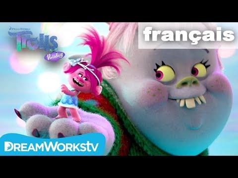 "CLIP « HOLIDAY »  "" Les Trolls : spécial fêtes"" DreamWorksTV Français"