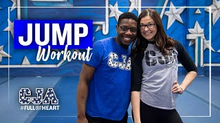 Jump Workout | CJA - Central Jersey Allstars