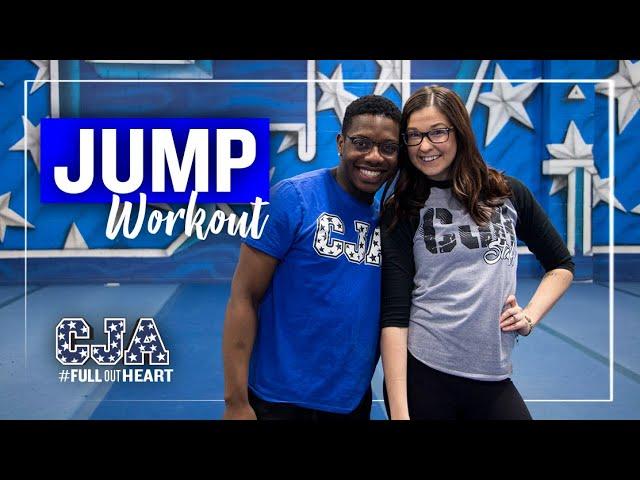 Jump Workout | CJA - Central Jersey Allstars
