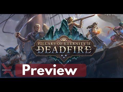 Pillars of Eternity 2: Deadfire PC - Preview