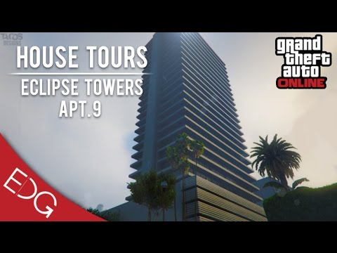 Eclipse Towers Apartment 9 (House Tours Ep.2)