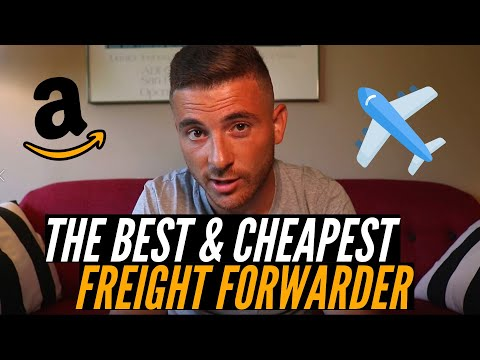 The Best and CHEAPEST Freight Forwarder For Amazon FBA