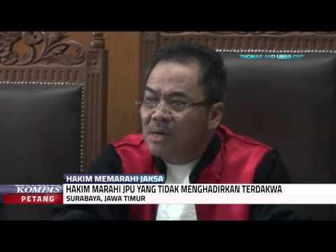 Terdakwa Tak Datang, Hakim Marahi Jaksa Mp3