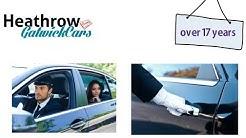 Heathrow Gatwick Cars™ - British Airport Transfers UK London Taxis