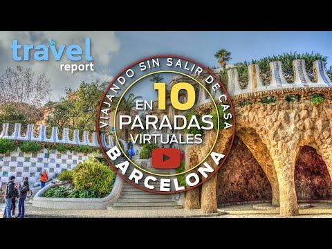 Barcelona en 10 paradas virtuales