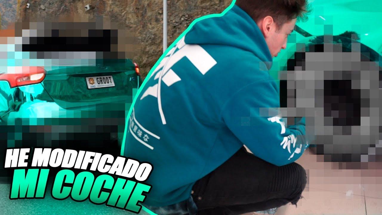 EL GRAN CAMBIO DE MI COCHE!! MODIFICACIONES AL FORD FOCUS RS [bytarifa]