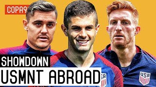 Would a Club of US National Team Players Survive Europe? - The Showdown | Ep. 6