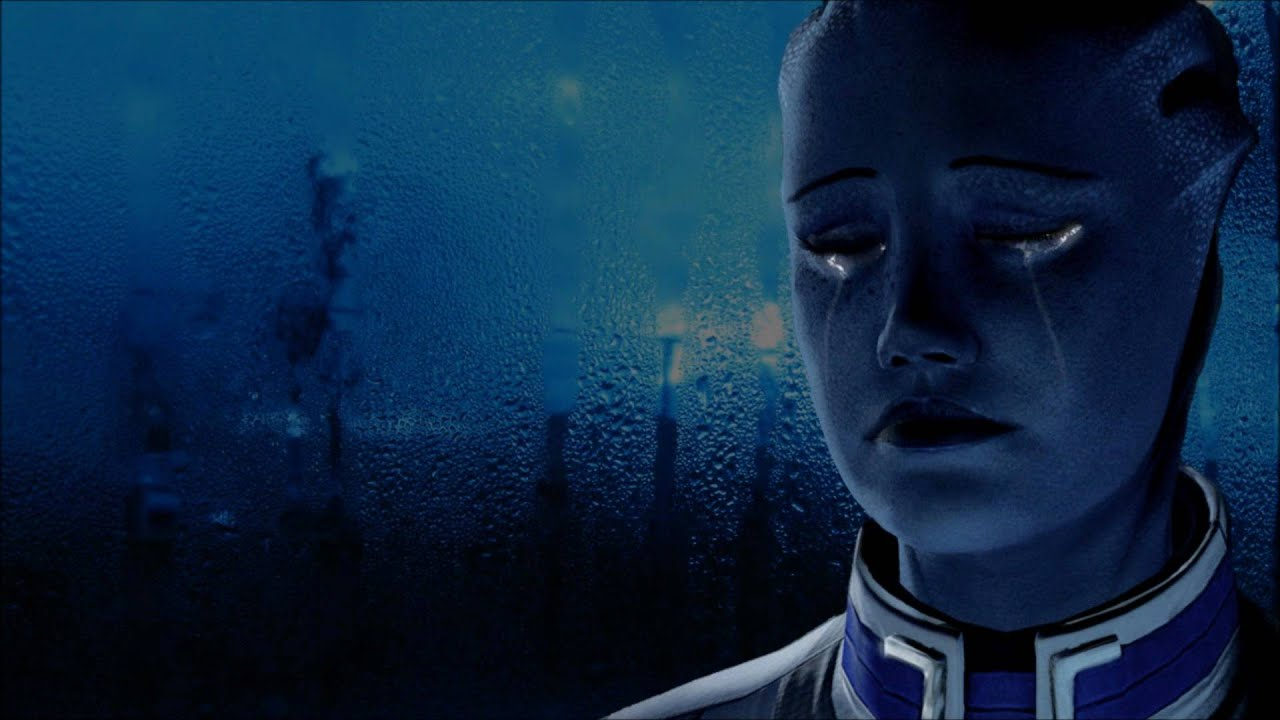 Mass Effect Liara Quotes Wallpaper Liara T Soni I Was Lost Without You Youtube