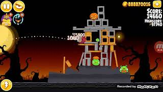 Angry Birds Seasons Trick or Treat (2) LVL 1-15
