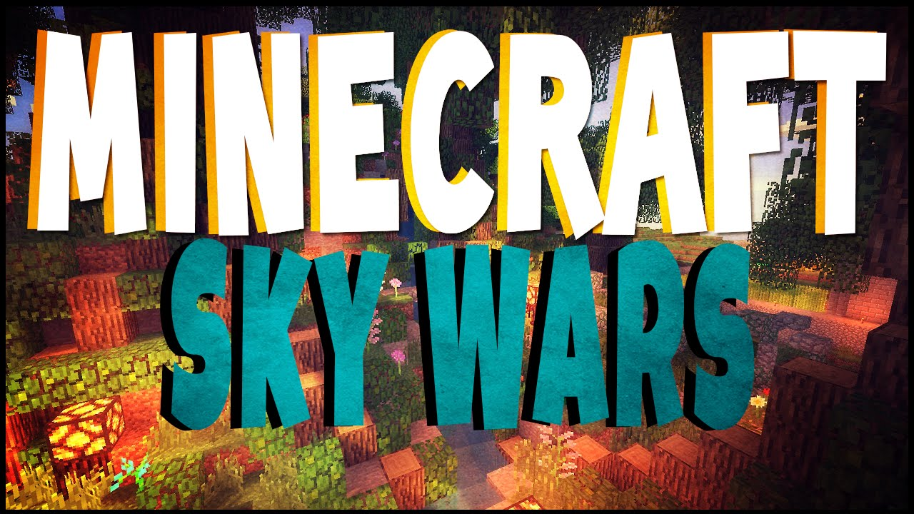 Minecraft Sky Wars | SNEAK ATTACK | w/ AshleyMariee - YouTube