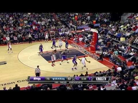 Sacramento Kings vs Washington Wizards | February 9, 2014 | NBA 2013-14 Season