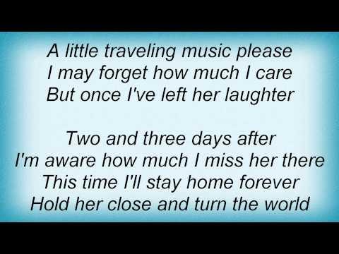 Barry Manilow - A Little Travelling Music,please Lyrics_1