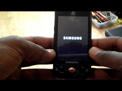 How to hard reset Samsung Galaxy i5700