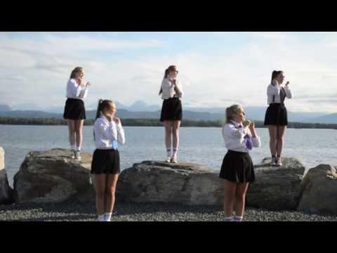 Loser like me  Glee Cast  School project