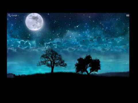 Background Music 9 Minutes Royalty Free Night Sky
