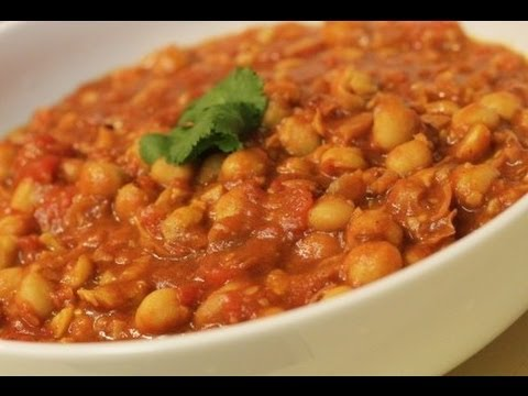 Chana masala chickpea curry youtube chana masala chickpea curry forumfinder Images