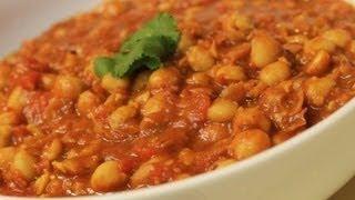 Chana Masala (chickpea Curry)