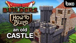 Dragon Quest Builders - How to build a castle