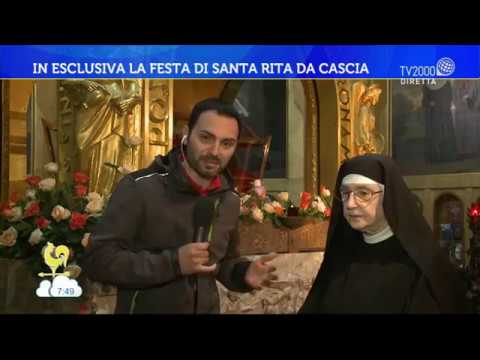 La festa di Santa Rita da Cascia