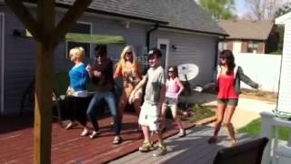 Flash Mob for Gma Sandi