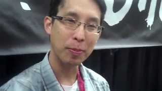 Gene Yang 25 July 2014 Comic Con
