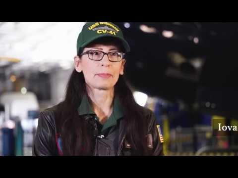 Meet Airwing Volunteer, Iovanka | USS Midway Museum