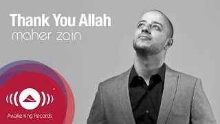 Maher Zain - Thank You Allah | Vocals Only (Lyrics)