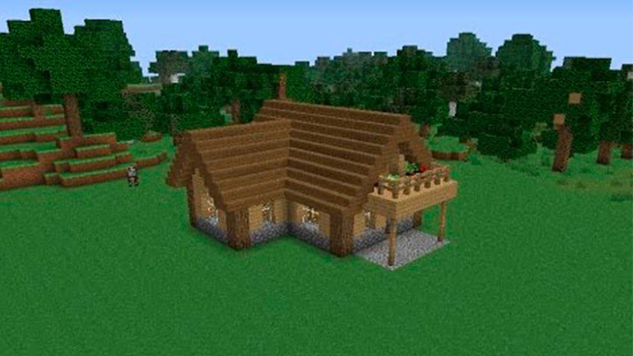 Как сделать гигантский дом 15