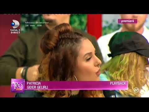 PATRICIA - Gider Gelirli @ TEO Show