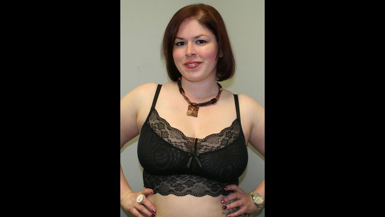 f50c326aa616cc Bra Review - Freya Fancies Bralette - YouTube