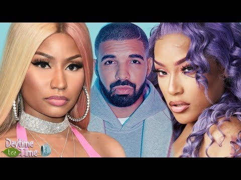 Nicki Minaj fans BLAST female rapper Stefflon Don and DRAKE for throwing SHADE at Nicki Minaj! Mp3