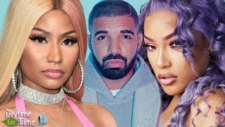 Nicki Minaj fans BLAST female rapper Stefflon Don and DRAKE for throwing SHADE at Nicki Minaj!