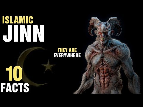 10 Surprising Facts About Jinn In Islam