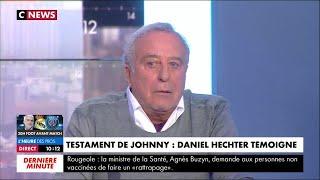 Héritage de Johnny Hallyday : le témoignage accablant de Daniel Hechter sur Laeticia Hallyday