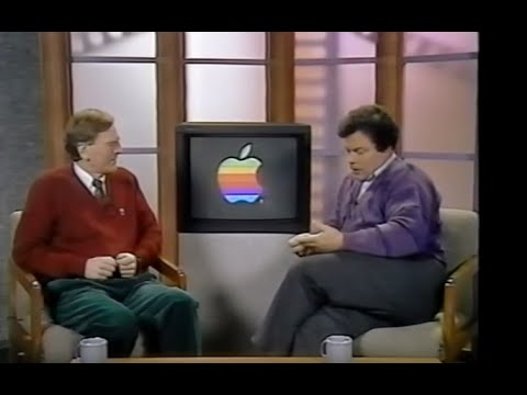 Apple's Plan with John Sculley & Michael Spindler (1992)