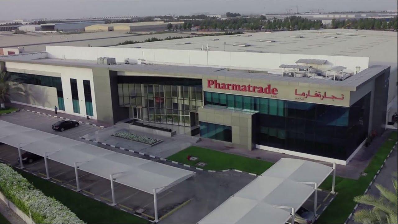 Home - Pharmatrade