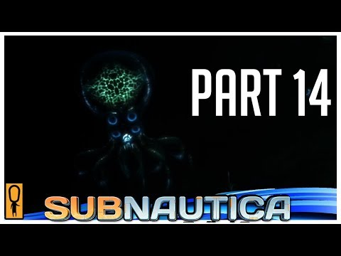 500 M ALIEN CRAB - Let's Play Subnautica Blind Part 14 - FULL RELEASE GAMEPLAY [TWITCH]