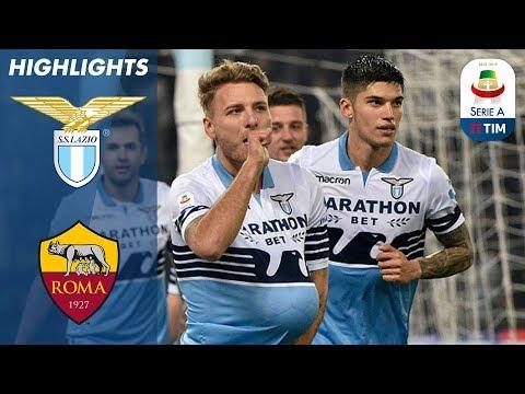 Lazio 3-0 Roma   Lazio Stun Roma In Fiery Derby   Serie A