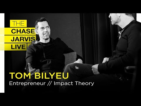 Your Mind Can Transform Your Life With Tom Bilyeu Chase Jarvis Live
