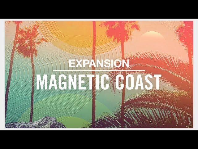 Native Instruments Expansion Demo | Magnetic Coast (Review)