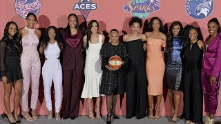 WNBA Draft 2018: The Moment All Attendees Were Drafted
