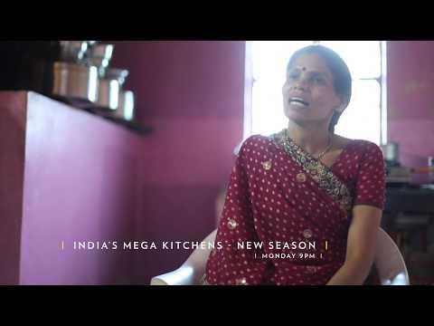India's Mega Kitchens | Lijjat Papad | July 3, Monday at 9 PM.