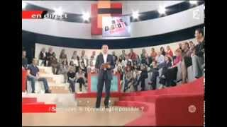 France 2 - Ca se discute - Asexualité (1 of 7) - 16 Apr 2008