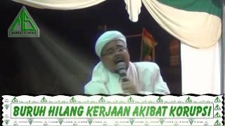 Habib Rizieq :  Qasidah Anti Korupsi