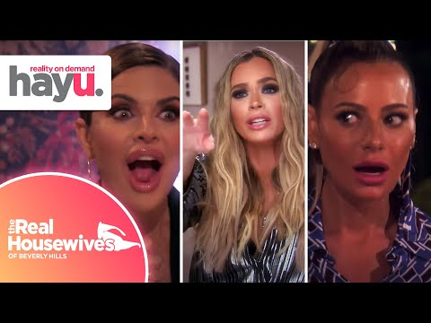 The Real Housewives Of Beverly Hills Season 10 So Far   Kyle Richards, Denise Richards & Lisa Rinna