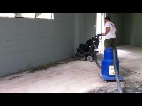 Epoxy Flooring Melbourne Floor Prep
