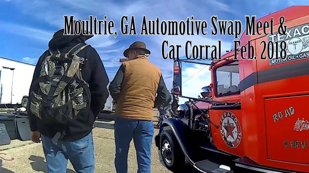 Moultrie GA Automotive Swap Meet Car Show YouTube - Moultrie ga car show